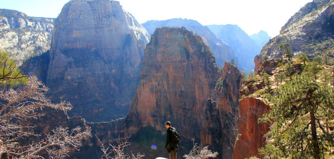 5 Amazing Views of Angel's Landing