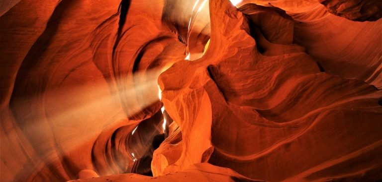 20 Insanely Beautiful Slot Canyons in the American South West!