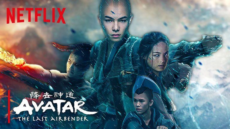 The Last Airbender' Live-action remakeThe Last Airbender' Live-action remake