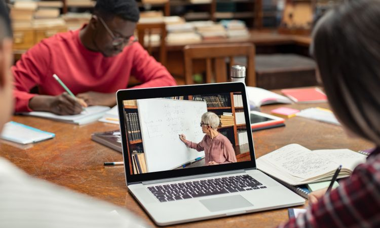 ONLINE STUDIES IN USA AND GERMANY